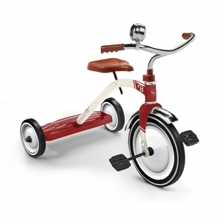 Tricycle Vintage Rouge