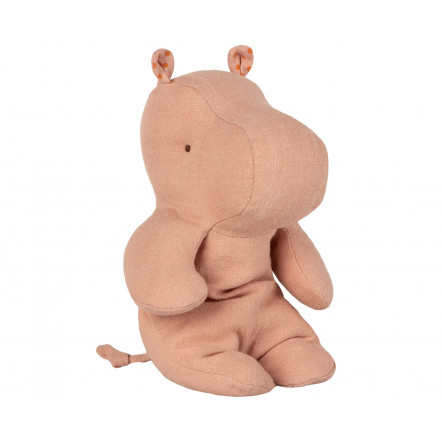 Petite Peluche Hippo Rose - Safari friends Maileg