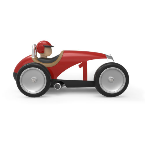 Racing Car Red Baghera